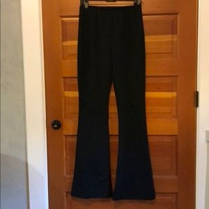 New vintage high waisted flare yoga style trouser